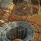 Cray Pots,Apollo Bay by Joe Mortelliti