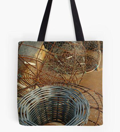 Cray Pots,Apollo Bay Tote Bag
