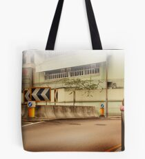 Bored Intersection Tote Bag
