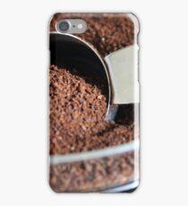 Ground Coffee iPhone Case/Skin
