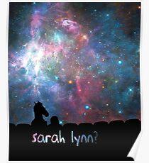 Sarah Lynn? Poster