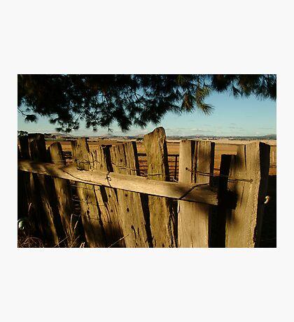 Ascot Farm Lands Photographic Print