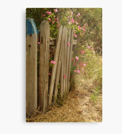 Garden Gateway,Batesford Metal Print