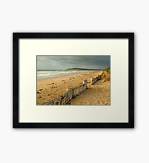 Early Morning Raaf's Beach Framed Print