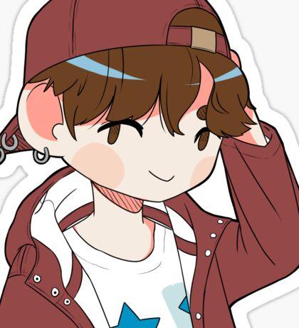 Jungkook (YNWA) Sticker