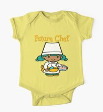 Cute Future Chef Gifts One Piece - Short Sleeve