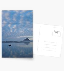 Evening at Morro Bay Postcards