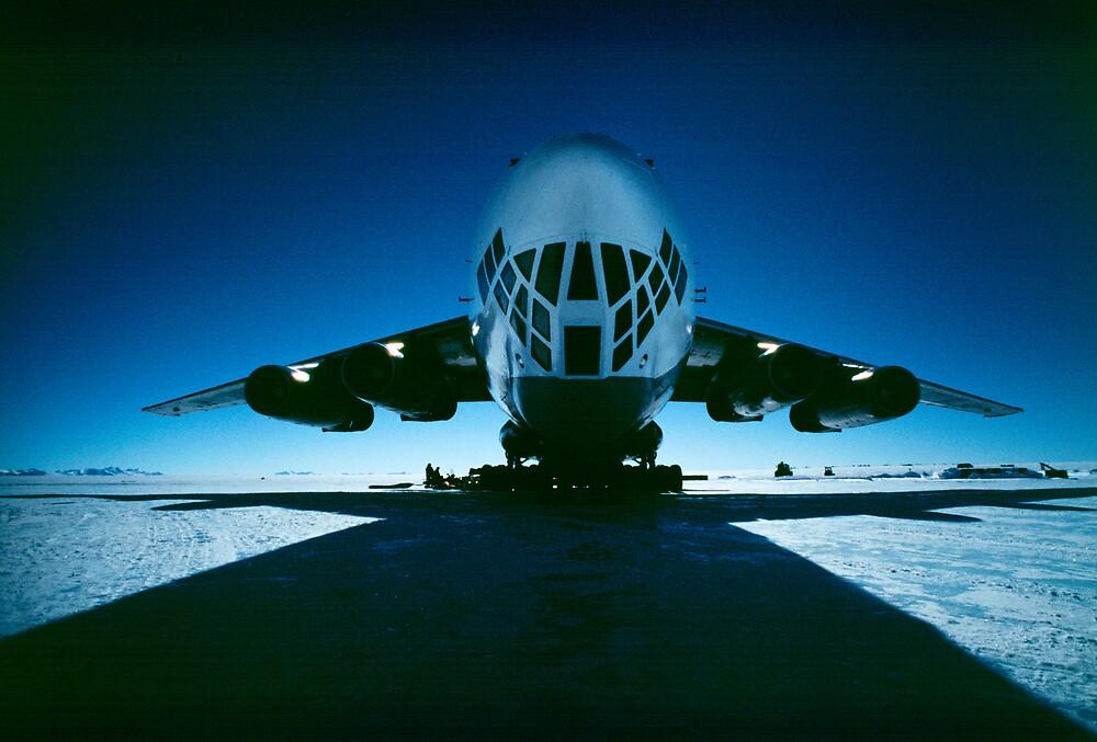 Antarctica #12 by Jason Kimberley