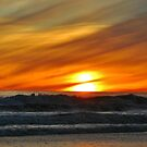 Carpinteria Sunset by everpresent