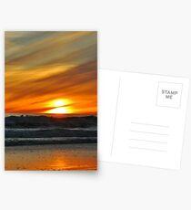 Carpinteria Sunset Postcards