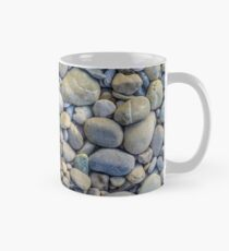 Background Of Smooth River Stones Mug