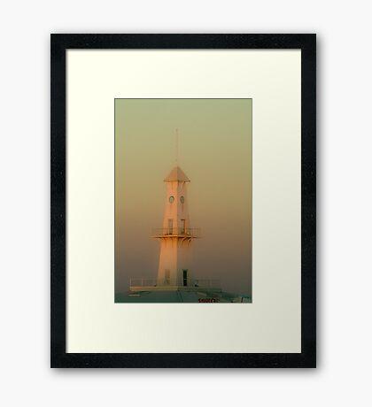 Pastel Dreams Framed Print