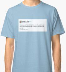 Trump Tweet Classic T-Shirt