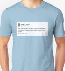 Trump Tweet Unisex T-Shirt