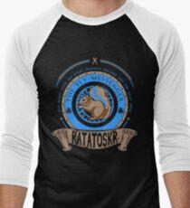 RATATOSKR - THE SLY MESSENGER Men's Baseball ¾ T-Shirt
