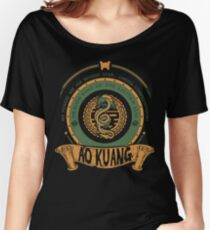 AO KUANG - DRAGON KING OF THE EASTERN SEAS Women's Relaxed Fit T-Shirt
