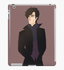 a man without a plan iPad Case/Skin