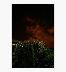 Scarey Sky  Photographic Print