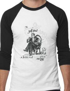 Mr Barrow's Tea Time Men's Baseball ¾ T-Shirt