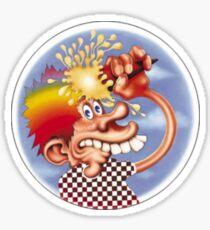 Europe '72 Sticker