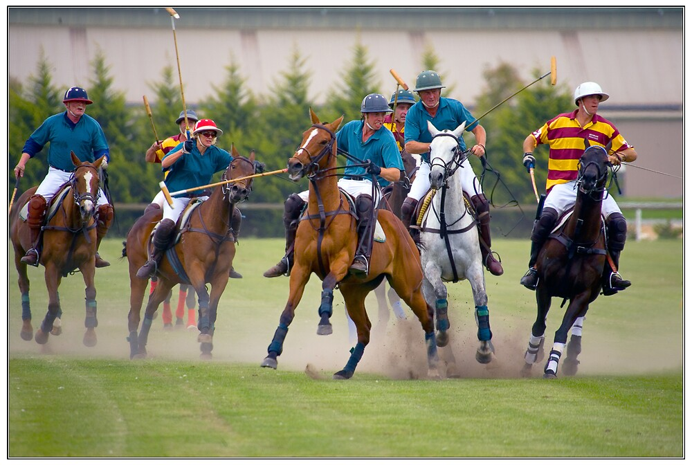 Polo Action by RedChevy