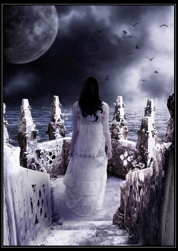 When She Dreams Ocean by Cliff Vestergaard