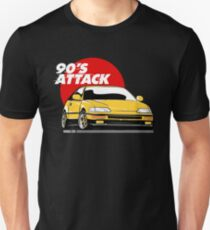 CRX 90'S ATTACK Unisex T-Shirt