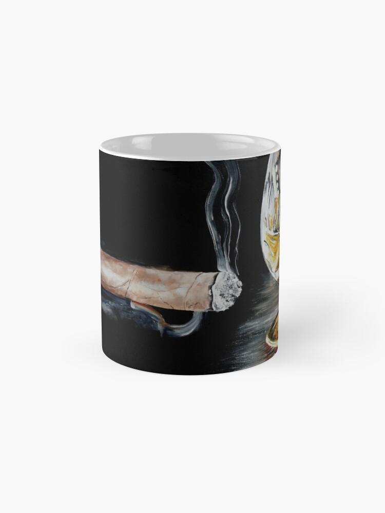 Alternative Ansicht von Zigarre & Brandy Tassen