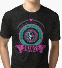 CHANG'E - FAERIE OF THE MOON Tri-blend T-Shirt