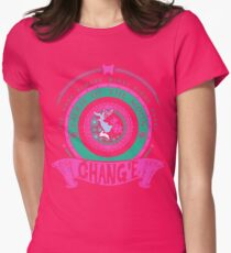 CHANG'E - FAERIE OF THE MOON Womens Fitted T-Shirt