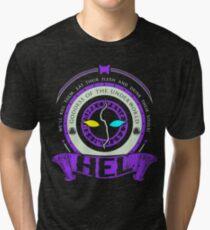 HEL - GODDESS OF THE UNDERWORLD Tri-blend T-Shirt