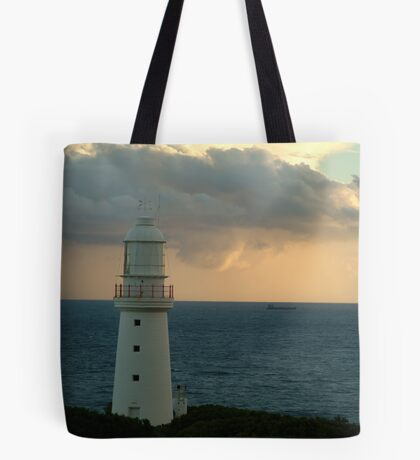Lonely Ship Tote Bag