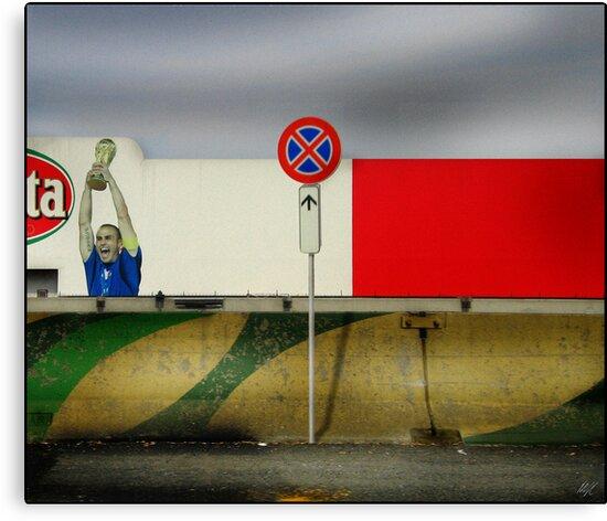 Milan by Paul Vanzella