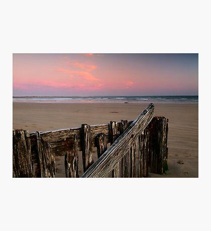 Twilight, Raaf's Beach,Bellarine Peninsula Photographic Print