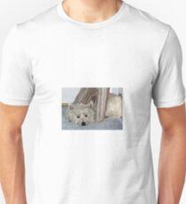 Maggie, bored, shower curtain Unisex T-Shirt