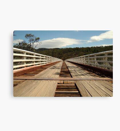 McKillops Bridge Canvas Print