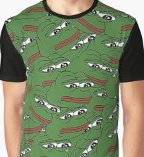 Sad pepe Graphic T-Shirt