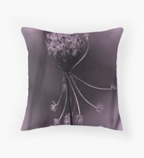 Winter Dancer Throw Pillow