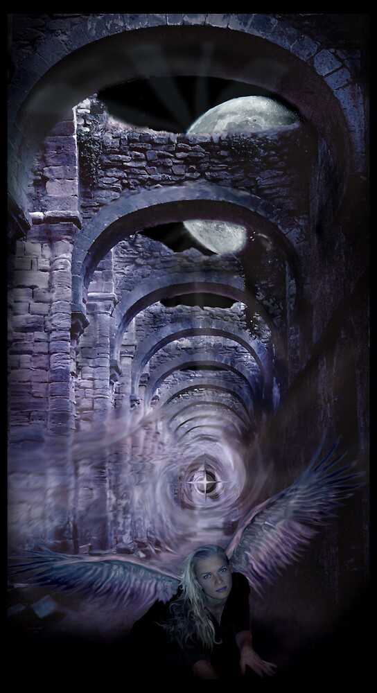 Falling from Grace by Cliff Vestergaard