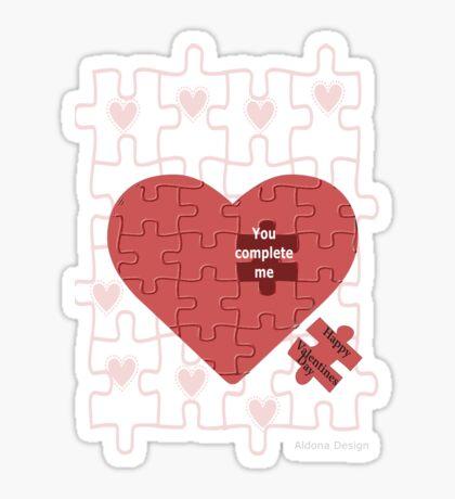 Valentine (228 views) Sticker