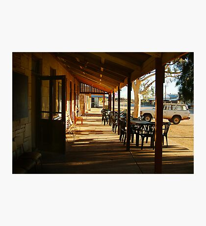 Pub, Outback Tibooburra,N.S.W.  Photographic Print