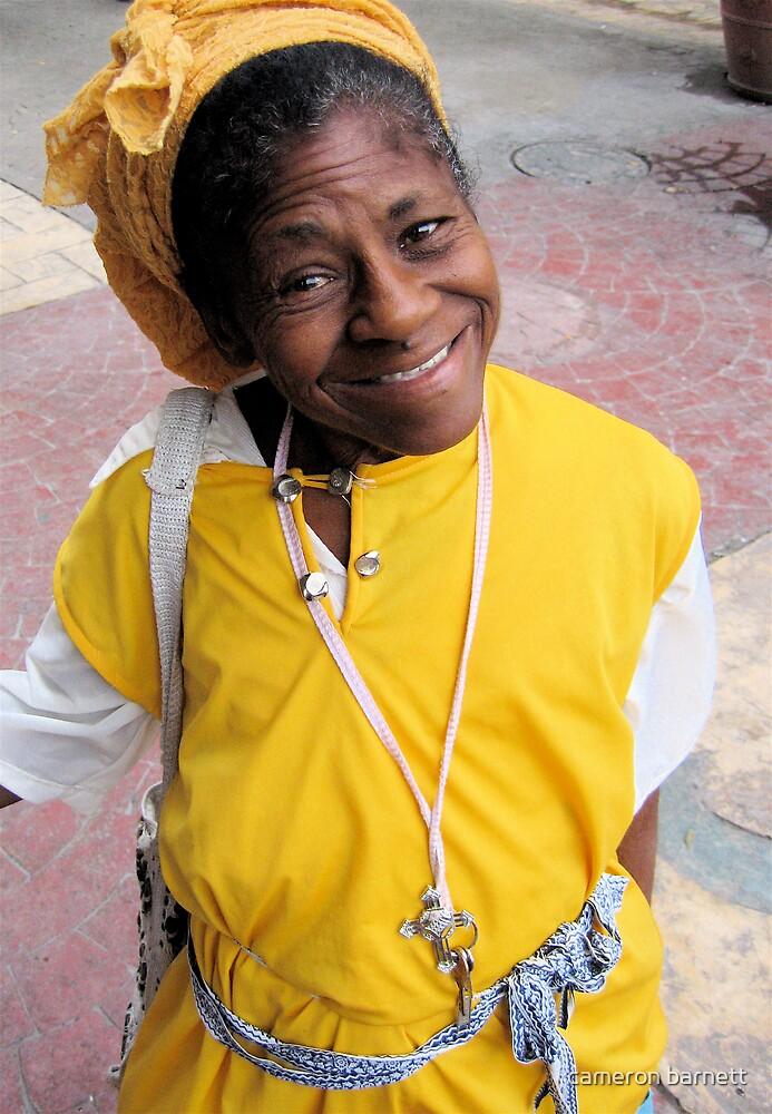 Cuban Generosity by cameron barnett