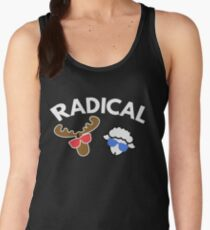 Radical  Moose Lamb T Shirt Women's Tank Top