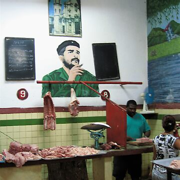 The Butcher by cameronbarnett