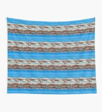 Whale watching at the rock pools Wall Tapestry
