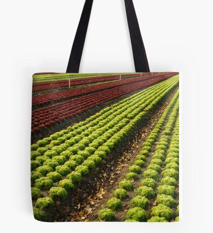 Lettuce Farm Tote Bag