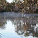 Pleasant Creek, Stawell by Joe Mortelliti