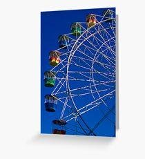 Ferris Colour Greeting Card