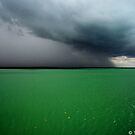 tropical storm by Tony Middleton