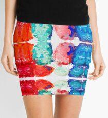 Blots Mini Skirt